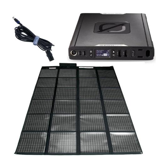 Powerfilm Solar And Battery Bundles