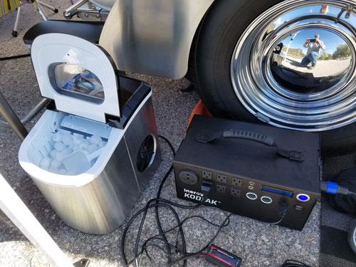 Powerfilm Fm16 7200 And Inergy Kodiak Solar Battery Bundle